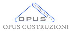 Il Sitoweb ufficiale di Opus Costruzioni